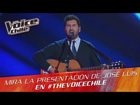The Voice Chile | Jose Luis Cabezas - Mi niña bonita