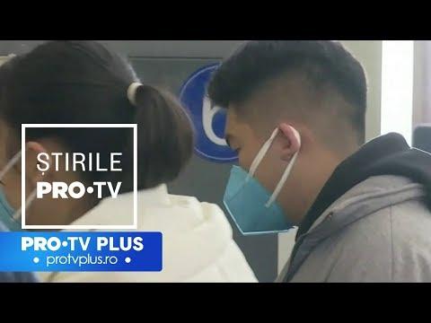 """Virusul gripal din China a alarmat omenirea. OMS vrea să declare """"urgență internațională"""""""