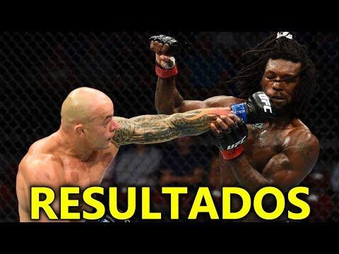 RESULTADOS UFC MORAES VS RIVERA (UFC NOVA YORK)