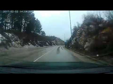 Podgorica - Niksic - Vilusi (speed X5)