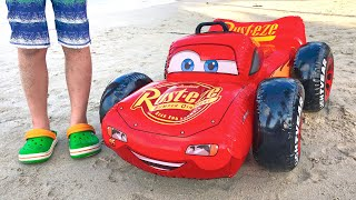 Download Eli and Compilation Stories about Toy Cars Mp3 and Videos