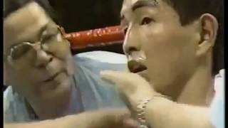 WBC世界ミニマム級王座決定戦 12回戦』 □ 1987年10月18日(日)会場:大...