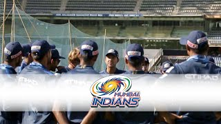 Ponting Bootcamp at Wankhede 2015