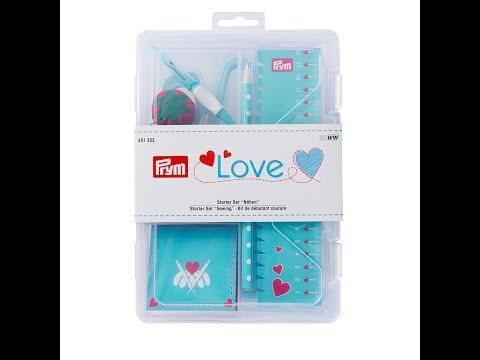 Базовый набор для шитья и рукоделия Prym Love