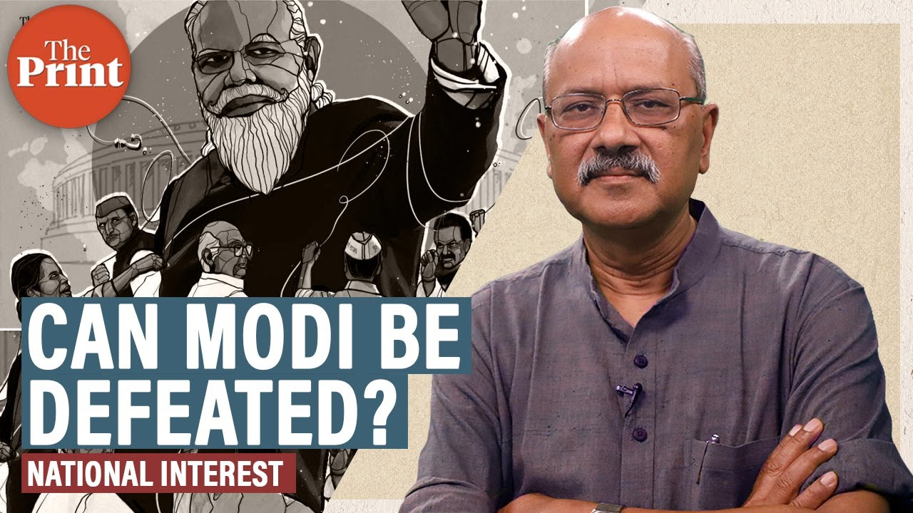 Download 3 questions for those dreaming of beating Narendra Modi, but answer the third first