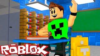 Roblox: VIDA NA ESCOLA!! - (ROBLOX High School)