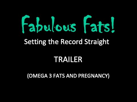 Omega 3 Fats and Pregnancy -- Mary Toscano Healthy Living