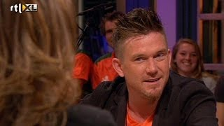 Johnny dist Touriya - RTL LATE NIGHT