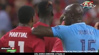 vuclip Manchester United vs Manchester City (MU 2-0 MC) - ICC 2017 (BLV Định Mệnh)