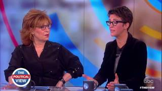 Rachel Maddow Weighs In On Pres. Trump Campaign's Ties To Russia, SCOTUS Pick Gorsuch | The View by : The View