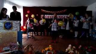 видео Видлица. День учителя. 2013 год.