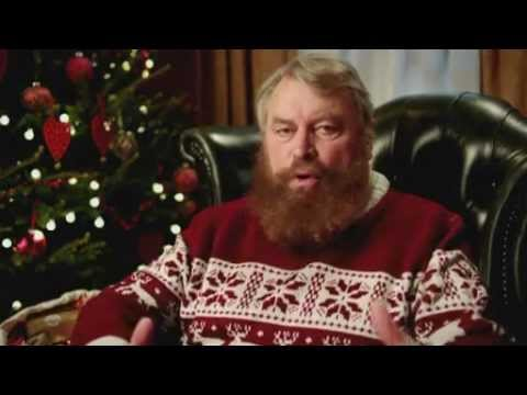 Brian Blessed Introduces Gold Special Of 25 Days Of Christmas Youtube