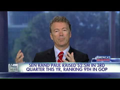 Rand Paul blasts
