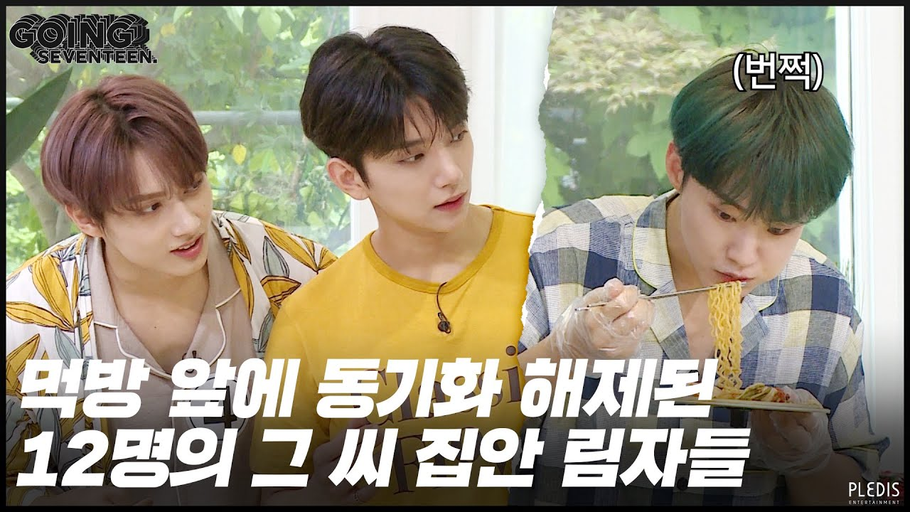 [GOING SEVENTEEN 2020] EP.26 디에잇과 12인의 그림자 #2 (THE 8 and the 12 Shadows #2)