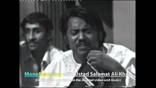MonoNeon: Ustad Salamat Ali Khan