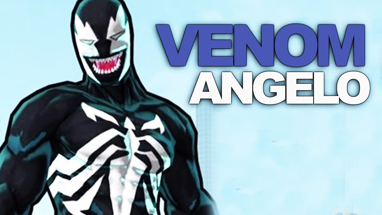 spider man unlimited - venom (angelo fortunato) & infinity war - youtube