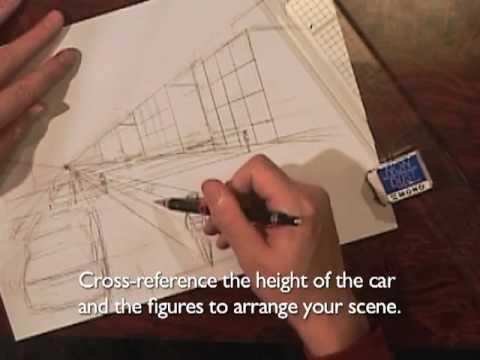 Manga University Workshop with Atsuhisa Okura: How to Draw Backgrounds