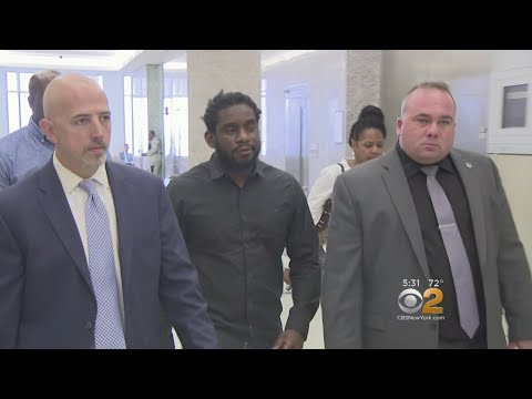 Suspended NYPD Officer Faces Judge On Assault Charges