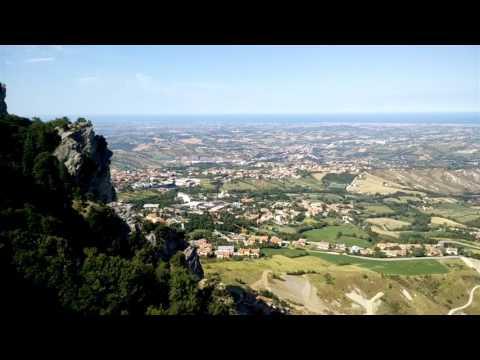 My trip to San Marino