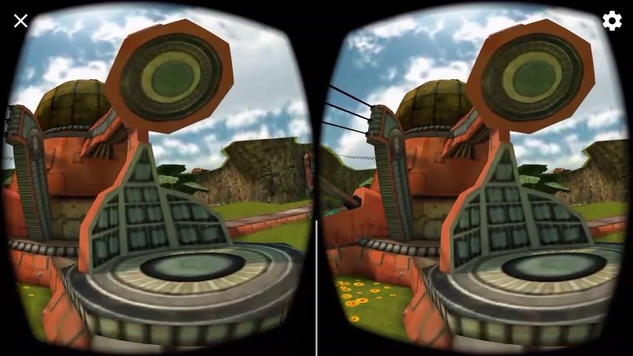 Unity VR Demo Using Bluetooth Controller