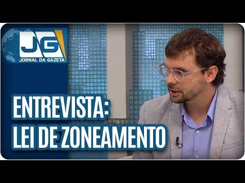 Maria Lydia entrevista o arquiteto Fernando Túlio Salva Rocha Franco, sobre lei de zoneamento de SP