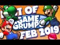 BEST OF Game Grumps - February 2019
