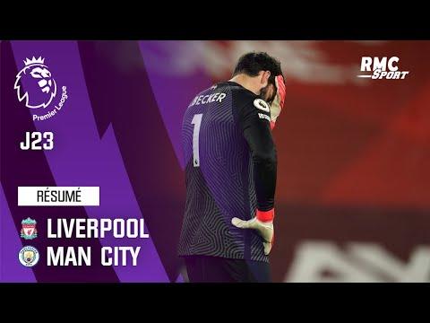 Résumé : Liverpool 1-4 Manchester City - Premier League (J23)