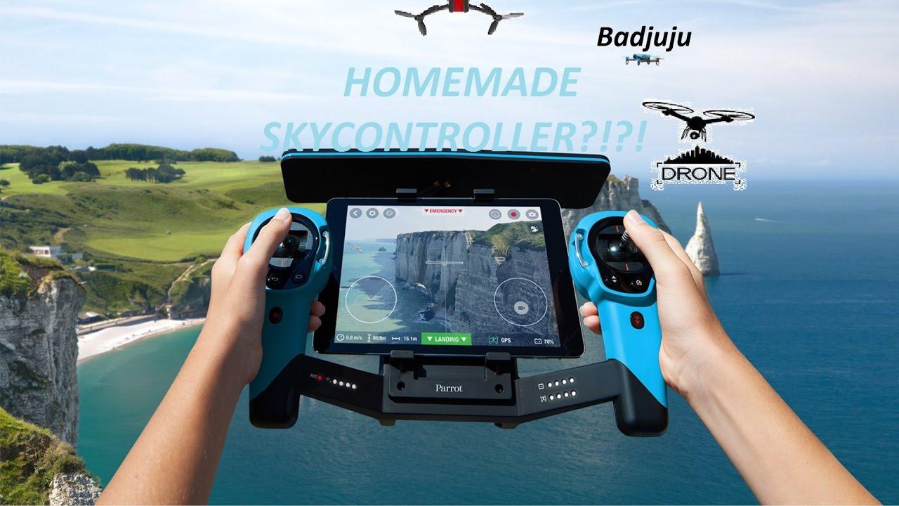 How to make your own Sky Controller Bebop 1/2 - Смотреть