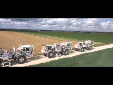 Seismic acquisition in France