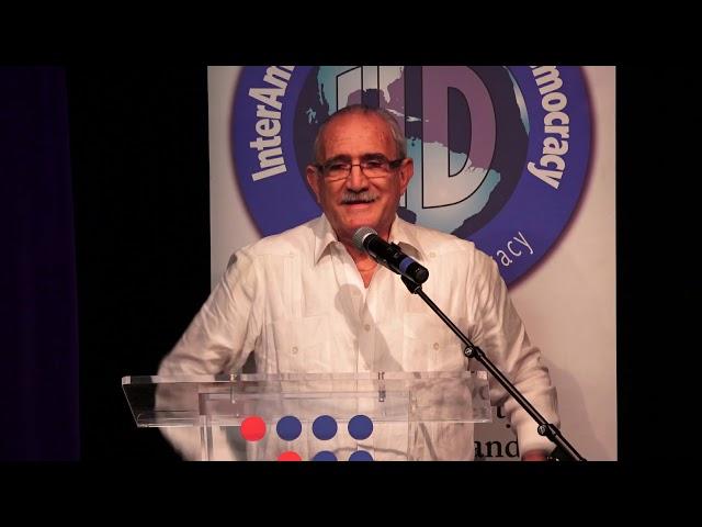 Alexis Ortiz - FORO: Homenaje a Eudoro Galindo Anze