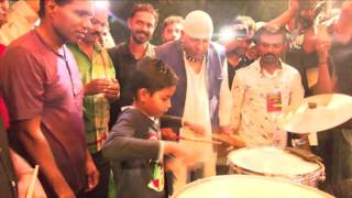 Drums Ramgi- Drums play with drums sivamani