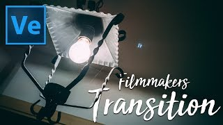 Filmmakers going to LOVE this TRANSITION! Sony Vegas Tutorial