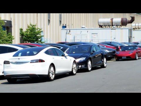 Tesla stock Buyout Musk Black Mold 274