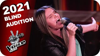 Conchita Wurst - Rise Like A Phoenix (Constance) | The Voice Kids 2021 | Blind Auditions