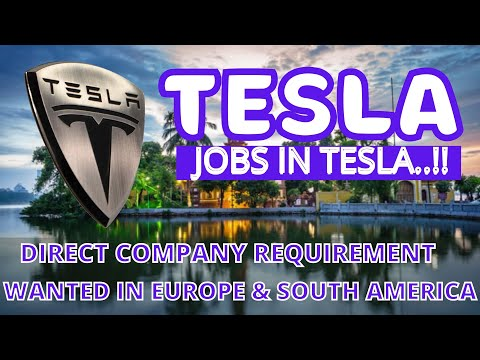 TESLA & SPACE X COMPANY JOBS IN TAMIL | DIRECT COMPANY REQUIREMENT | FOREIGN JOBS IN TAMIL