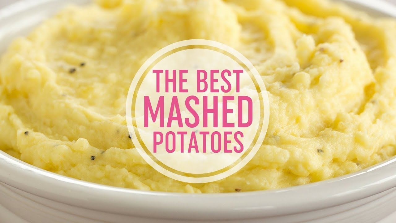 What is the best recipe for mashed potatoes