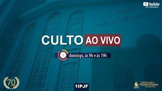 CULTO DOMINICAL - NOITE - 13/06/2021
