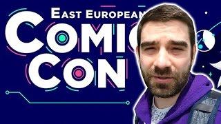 ComicCon 2017 - Relacja