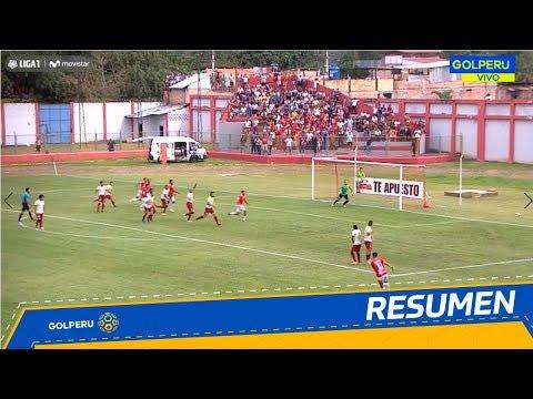 Resumen: Unión Comercio vs Universitario de Deportes (1-1)