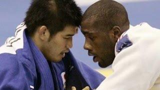 Teddy Riner (FRA) defeats Kosei Inoue (JPN)