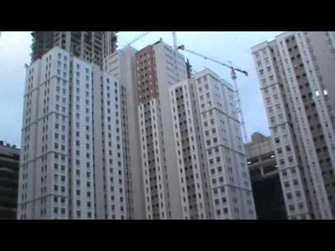 Progress Green Bay Pluit Apartemen dan Condominium 15 September 2013