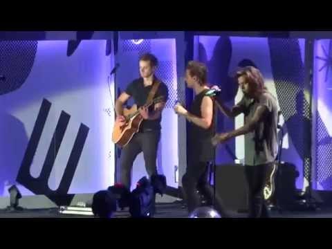 One Direction - 18 - Seattle, WA - July 15, 2015