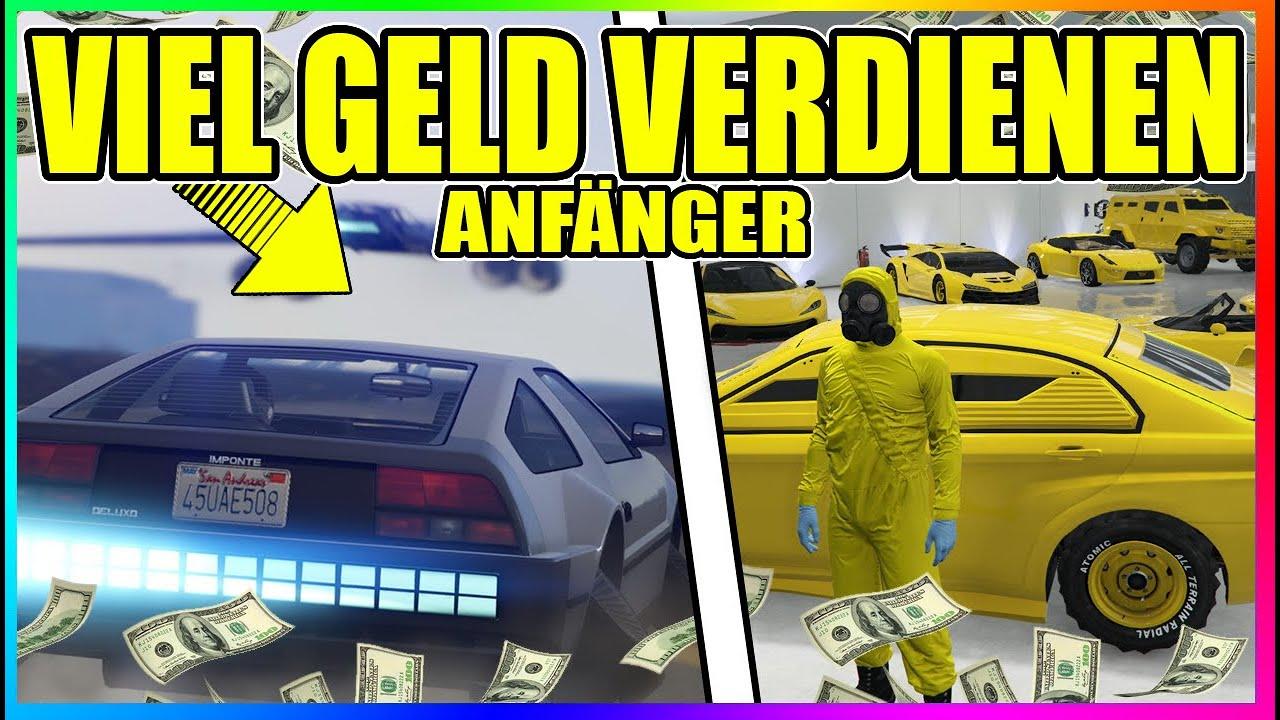Schnell Geld Verdienen Gta 5 Online