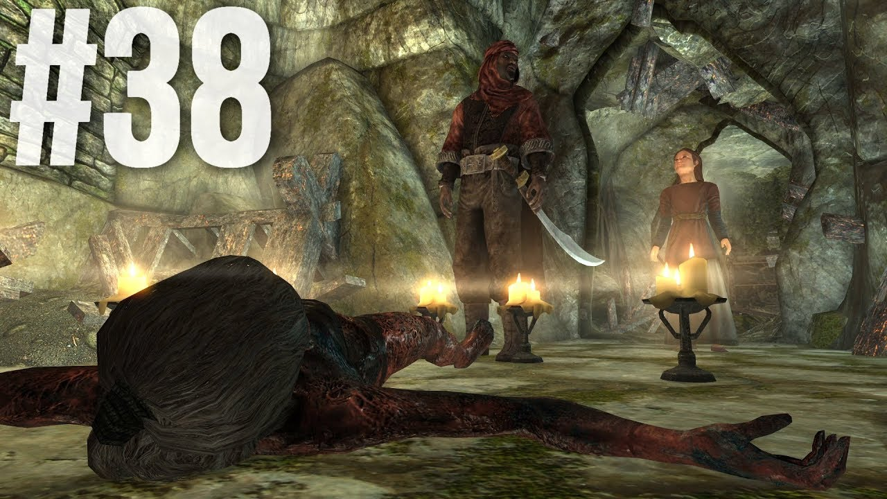 Skyrim Legendary (Max) Difficulty Part 38 - A Family in Flames thumbnail