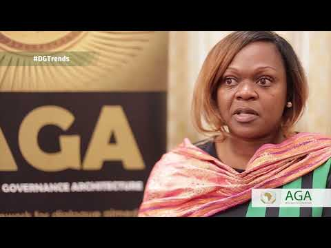 Mireille Tushiminina, Executive Director - Centre for Human Rights and Democracy, Buea - Cameroon