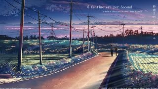 5 Centimeters Per Second HD (English Audio--VietSub)