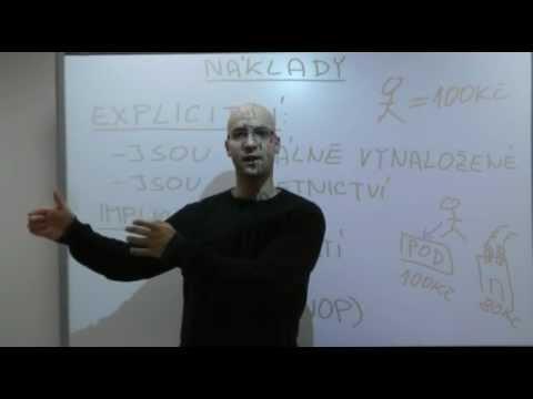 Mikro1 - Náklady 1. část (ekospace.cz)