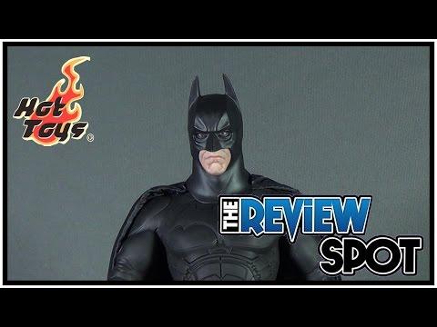 The Lost Spot - Hot Toys Batman Begins Batman/Bruce Wayne (Batsuit Begins Version) Figure