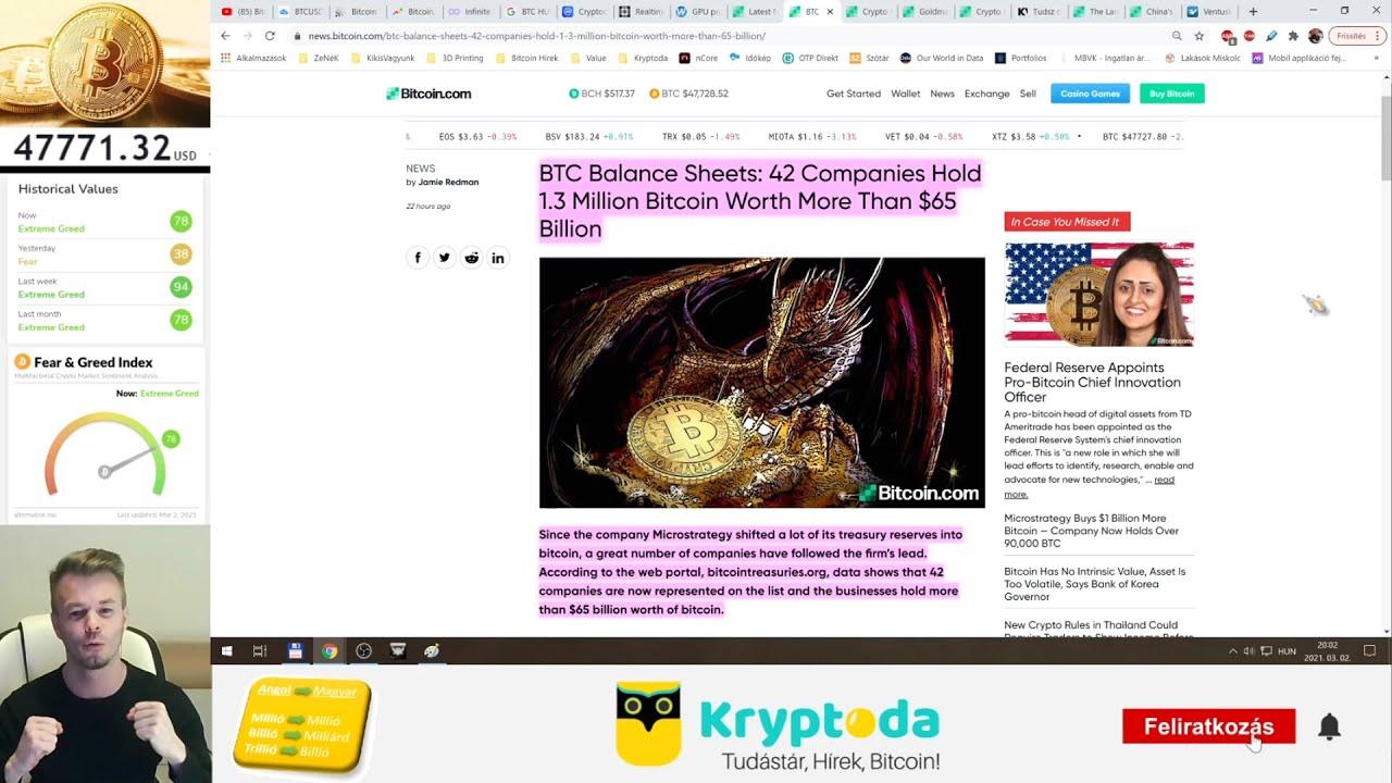 sárkányok bitcoin kereskedő