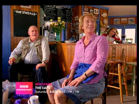 The Cafe Promo (30 Secs) BBC Entertainment, BBC Asia - Voice Over by Gavin Inskip